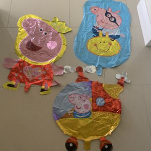 Peppa Balloons for Sale in Miami, FL
