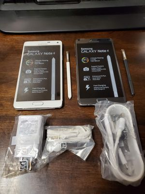 Note 4 32GB Works With ALL GSM Carriers for Sale in Jurupa Valley, CA