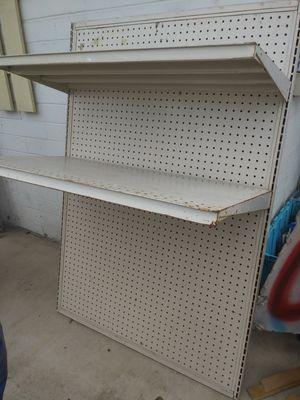 Metal shelves x5 for Sale in Hemet, CA