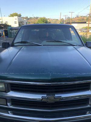 Chevy Silverado for Sale in Spring Valley, CA