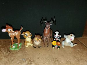Disney store character sets for Sale in Queen Creek, AZ