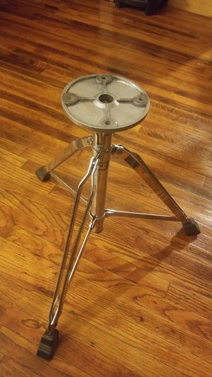 1980s peace drum stool legs drumming for Sale in Lakewood, CA