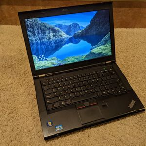 Lenovo Thinkpad Laptop - Perfect For School, Work, Or Productivity! for Sale in North Las Vegas, NV