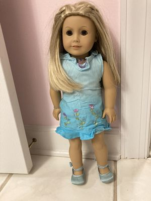 American Girl Kailey Doll & Book! for Sale in Newport News, VA