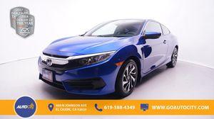 2016 Honda Civic Coupe for Sale in El Cajon , CA