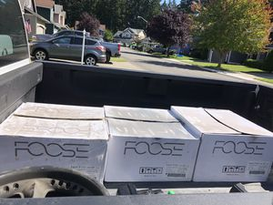 Set of 4 Foose 18in Rims for Sale in Puyallup, WA