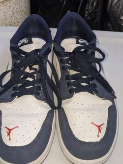 Nike SB Jordan 1 Low Eric Koston Midnight Navy Size 13 for Sale in Las Vegas,  NV