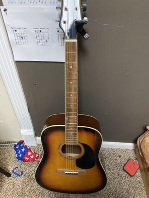 Mitchell acoustic guitar for Sale in Greenville, SC