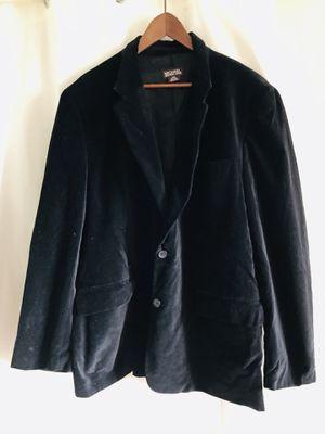 Men's Michael Kors velvet jacket size 46R for Sale in Chelsea, MA