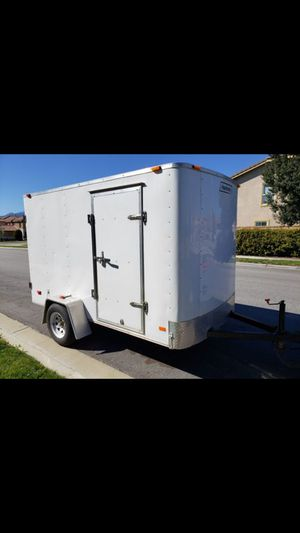 2010 Utility Trailer One Axel Haulmark 10 × 6 × 6 1/2 H $3000 for Sale in Chino, CA