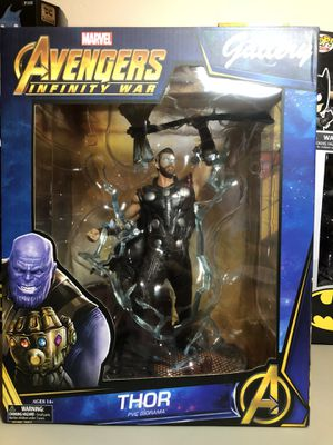Avengers Thor Statue Collectible Gallery Action Figure for Sale in Carson, CA