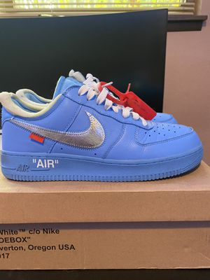 Off-White MCA Air Force 1's s for Sale in Edmonds, WA