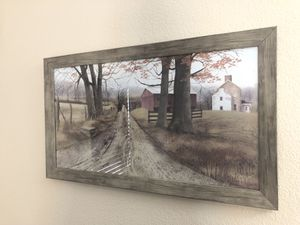 Decorative wall hanging picture for Sale in Upland, CA