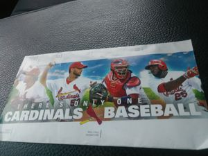 Cardinal tickets for thursdays section 270 for Sale in St. Louis, MO