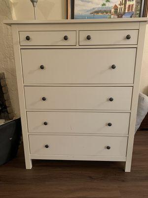 Used White Dresser for Sale in Pasadena, CA