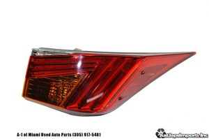17 18 19 LEXUS IS300T OEM LEFT REAR OUTER LED TAILLIGHT TAILLAMP IS350 for Sale in Hialeah, FL