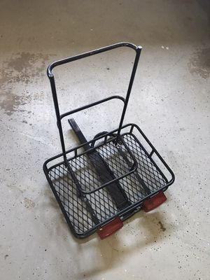 Motorcycle One Inch Hitch Rack for Sale in Marietta, GA