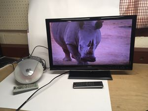 26in TV with DVD Player for Sale in Moundsville, WV