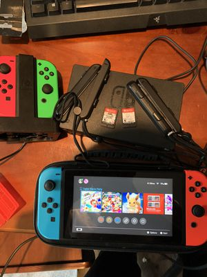Nintendo switch for Sale in Dighton, MA