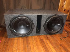 """2 12"""" subs for Sale in Lima, OH"""