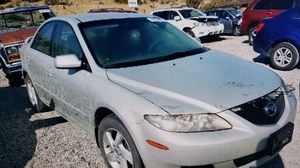 2004 Mazda 6 parting out for Sale in CA, US