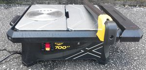 Qep 7 inch wet tile saw for Sale in Greenville, SC