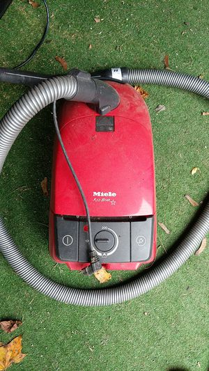 Miele Red Star Vacuum for Sale in Rowley, MA