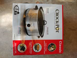 Classic crock pot brand new for Sale in Richmond, TX
