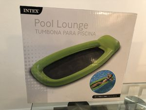 New Pool Lounge / Tumbona para piscina for Sale in Jersey City, NJ