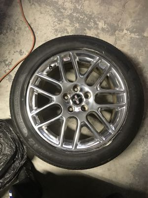 Mustang Chrome Rims (4) for Sale in Orlando, FL