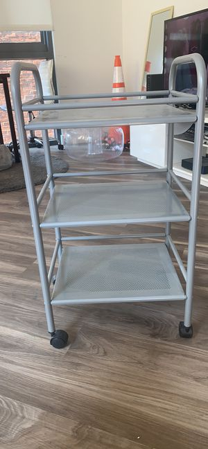 End table on wheels for Sale in DC, US