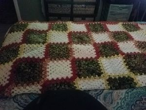 A handmade throw blanket for Sale in Galloway, OH
