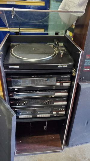 LXI SERIES Old School Stereo System for Sale in San Diego, CA