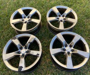 Chevy Camaro SS wheels rims oem stocks for Sale in Miramar, FL