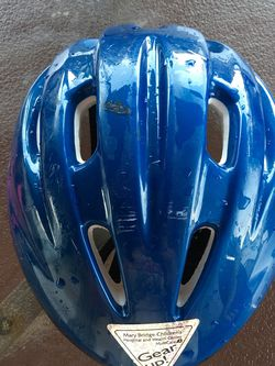 Kid size Bike Helmets I have2 Good condition and each for $10 for Sale in Yakima,  WA