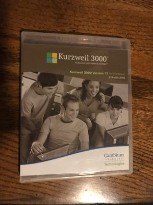Kurtzweil computer program for Sale in San Diego, CA