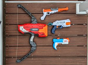 Nerf Guns and Bow for Sale in Portland, OR