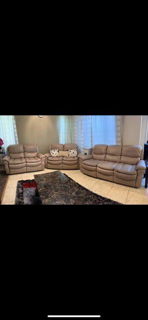 3 pc Sofa Set for Sale in Santa Clara, CA