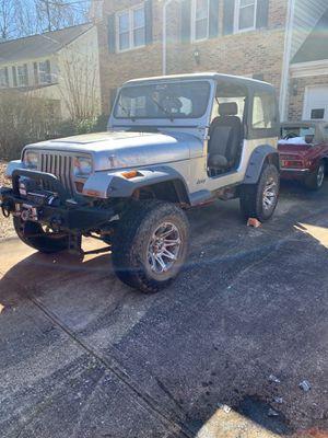 1994 Jeep Wrangler for Sale in Lawrenceville, GA