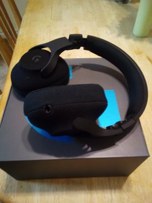 Logitech Gaming headphones and mic for Sale in Alta Loma, CA