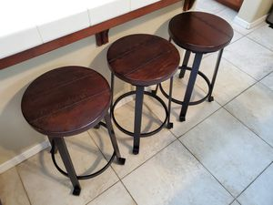 Ashley Furniture Bar Stools for Sale in Sanger, CA