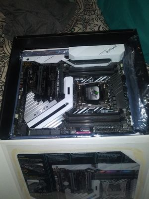 Asus Prime X299-Deluxe DDR4 New In Box Make Offer! for Sale in Beaverton, OR