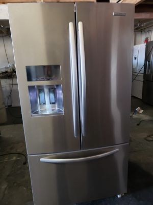 FIRST COME!! With Warranty KitchenAid Refrigerator Fridge CONTACT TODAY! #1749 for Sale in Chino, CA