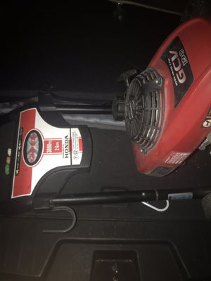 Simpson Honda manual pressure washer for Sale in Austin, TX