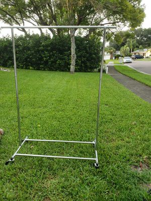Clothes rack. Heavy duty collapsible. for Sale in Altamonte Springs, FL