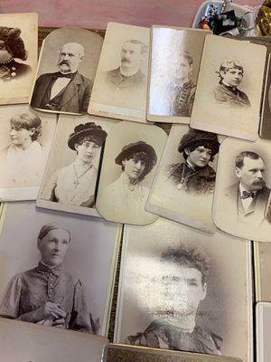 Antique Cabinet Photo Collection for Sale in Oro Valley, AZ