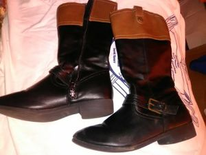 Ninewest boots size 3 for girls for Sale in Pensacola, FL