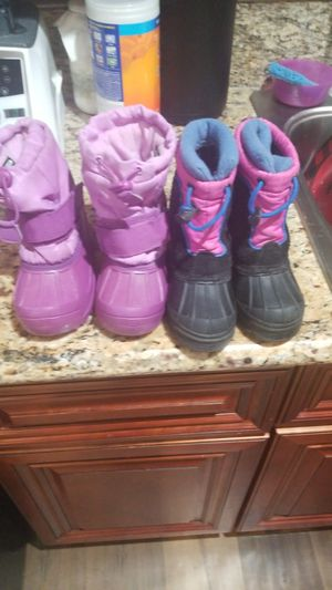 Kids Rain snow boots for Sale in Santee, CA