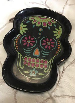 Skull tray for Sale in Colorado Springs, CO