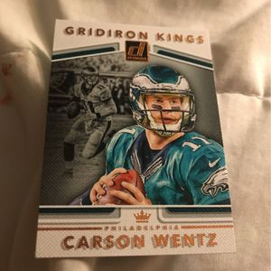 Carson Wentz (Gridiron Kings) for Sale in Harrisburg, PA